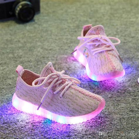 light up shoes for toddlers 2017 children shoes for light up shoes boys mesh