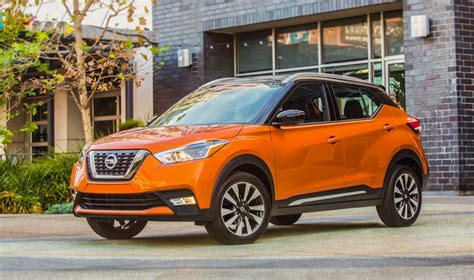 nissan kicks 2018 nissan kicks succeeds the juke with less polarizing