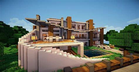 modern villa world of keralis 7000 views minecraft project