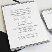 How To Word And Assemble Wedding Invitations Wedding Invitation Printing Printing By Johnson Mt Fairytale Engagement Invitations Rustic Wedding Invitation Kraft Paper Wedding By Kxodesign