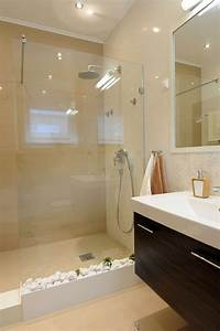 17 meilleures idees a propos de designs carrelage douche With salle de bain vitaminee