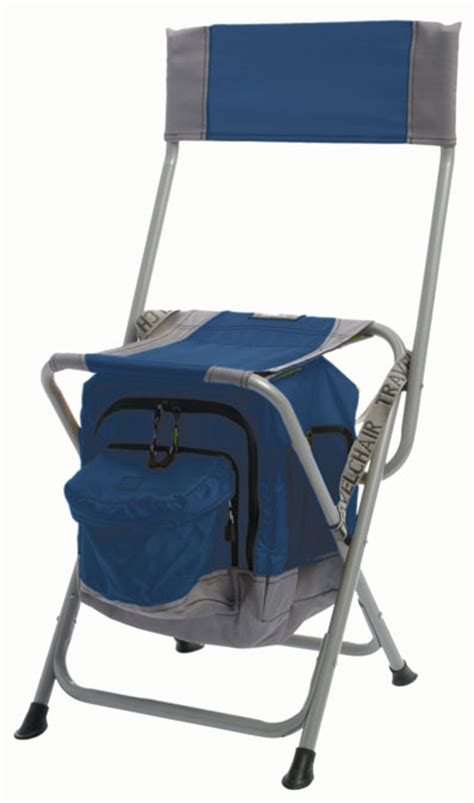 Gear Backpack Chair With Cooler by Folding Cooler Chair By Travelchair