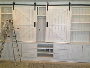 barn door kitchen cabinets kitchen design ideas With barn door hardware for kitchen cabinets