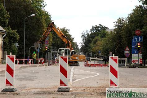 Raudas un Kurzemes ielas krustojums - slēgts - NTZ