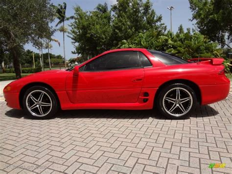 1994 Mitsubishi 3000gt Specs by Caracus 1994 Mitsubishi 3000gt Sl Coupe Exterior Photo