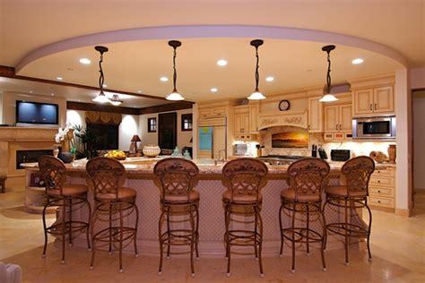 big kitchens with islands erstellen sie eine tolle k 252 cheninsel 4630