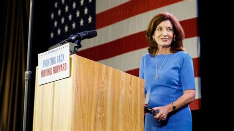 Governor kathy hochul us representative paul d. Who is Kathy Hochul? Meet the woman who could succeed Cuomo if he leaves office - ABC News