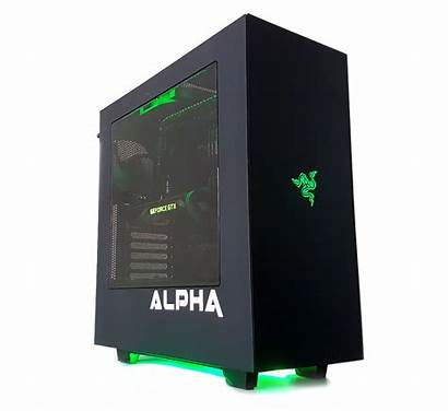 Razer Pcs Alpha Gamer Computador Edition