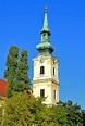 St. Catherine of Alexandria Church in Budapest, Hungary ...
