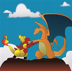 Pokemon Charizard Vs Electabuzz Images | Pokemon Images