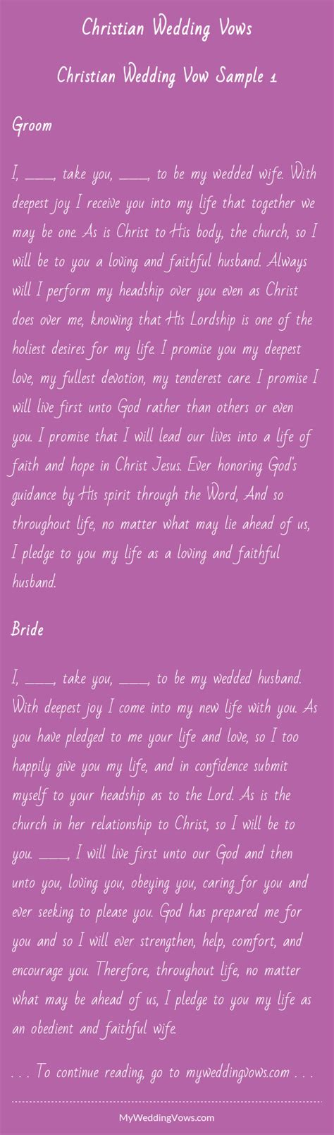 christian wedding vows christian wedding vows wedding vows and churches