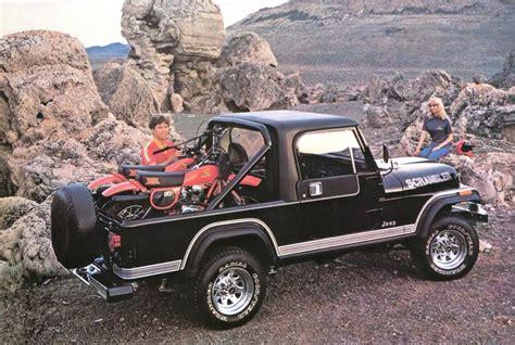 1985 Jeep Scrambler (cj-8)