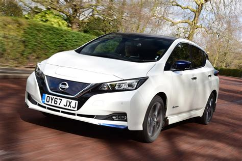 Nissan Leaf - Best electric cars   Best electric cars on ...