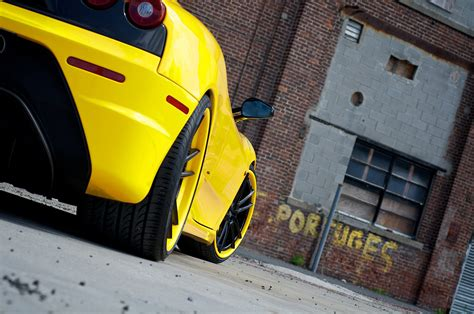 Ferrari 430 Scuderia By Adv1 And C3photography