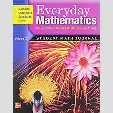 Everyday Mathematics Student Math Journal, Grade 4, Vol 2
