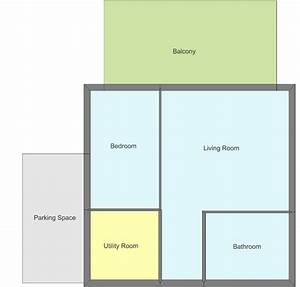 calculate the total area of a floor plan web With floor plan web app