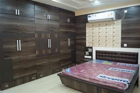 Compact Bedroom Designs India by Niche Interiors By Arpita Doshi Interior Designer In