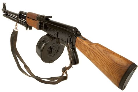Deactivated Rpk (ruchnoy Pulemyot Kalashnikova) Machine