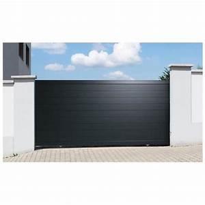 Portail Aluminium Pas Cher : portail en alu pas cher portail fer et bois sfrcegetel ~ Melissatoandfro.com Idées de Décoration