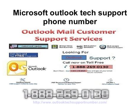 outlook tech support phone number microsoft 1 888 269 0130 outlook tech support phone number