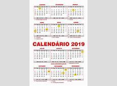 Calendario 2019 Calendario 2019 t