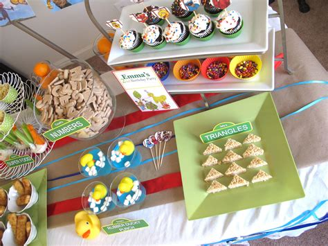 Healthy food as the game show host. Sesame Street Party Food   Sesame street party, Sesame street birthday party, Sesame street birthday