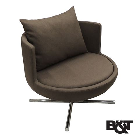 Lounge Chair Cad round lounge chair b amp t modernoutlet