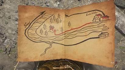 Treasure Map Kingdom Come Deliverance Xi