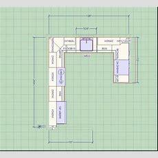 Kitchen Layout Planner  Luck Interior