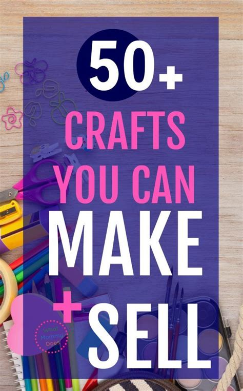 crafts     sell  extra cash