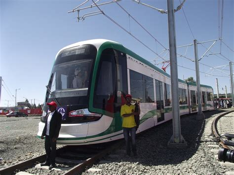 Light Rail by Completion Of Light Rail Construction Project In Nigeria