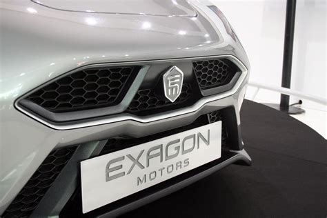 photo EXAGON FURTIVE EGT Concept concept-car 2010 ...