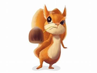 Squirrel Animated Gifs Animal Dangerous Squirrels Animation