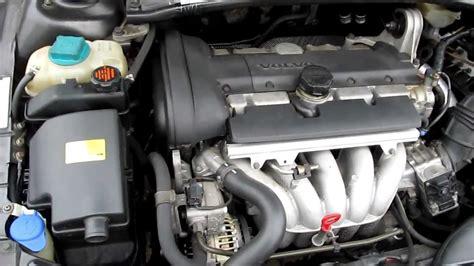 volvo   bs  cylinder engine   hood