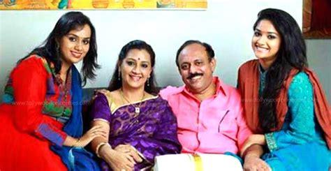 tamil actress keerthi suresh mother photos keerthy suresh age height biography husband marriage