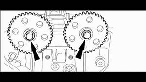 Ford Focus Timing Chain Marks