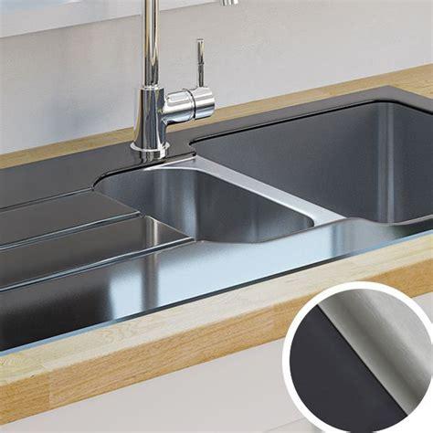 undermount bathroom sink kitchen sinks metal ceramic kitchen sinks diy at b q