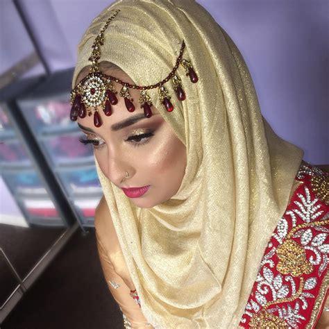 aksesoris jilbab ala india 9 inspirasi jilbab simpel nan elegan untukmu calon pengantin yang ingin til menawan