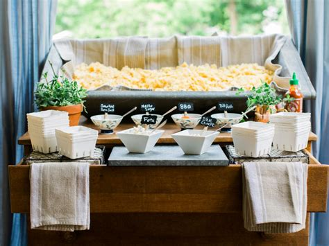 How To Throw A Halloween Hot Dog Party Hgtvs Decorating