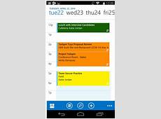 Native Outlook Web App preview now out for some Android