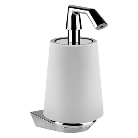 Cono Wall Mounted Soap Dispenser - Abey Australia