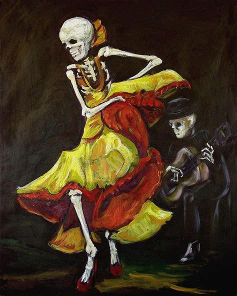 flamenco vi painting by sieben