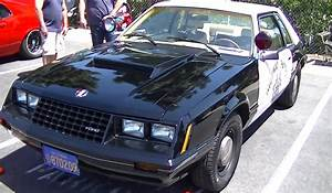 Video: 1982 Ford Mustang 5.0 California Highway Patrol Quick Walkaround   Mustang Specs