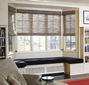 1000 ideas about bay window blinds on bay