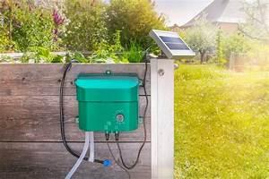 automatische solar bewasserungssysteme irrigatia solarpumpe With französischer balkon mit strom im garten ohne stromanschluss