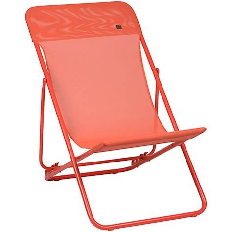 lafuma chairs lewis buy lafuma maxi transat deck chair at johnlewis