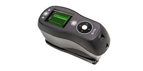 ci portable sphere spectrophotometer  rite