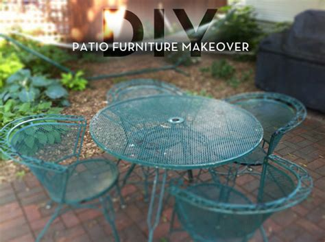 best 25 metal patio furniture ideas on pinterest