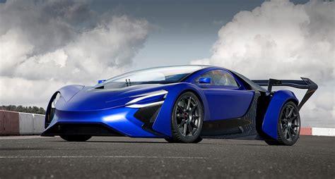 2016 Techrules At96 Trev Supercar Concept » Car-revs-daily.com