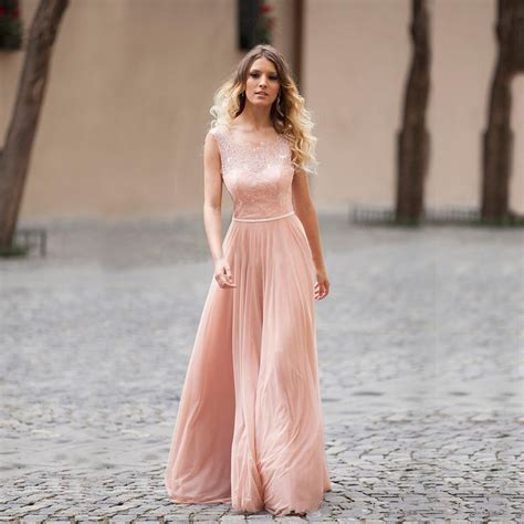 light pink dress for wedding guest on sale 2016 sheer lace wedding guest dress sleeveless